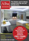 Alba Kitchens Advert